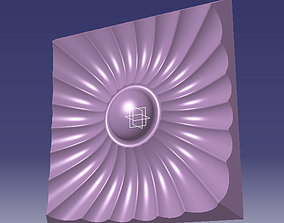 Victorian Rosette 3D printable model