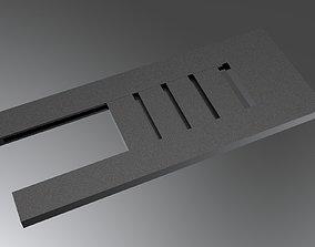 WEB CAM COVER 3D print model