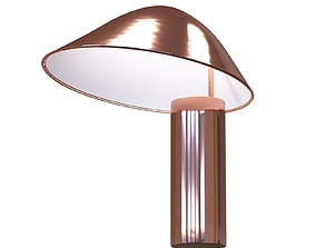3D model Damo Table Copper Lamp by Seed Design