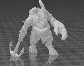 3D print model ogre pirates - eaters of man sea born