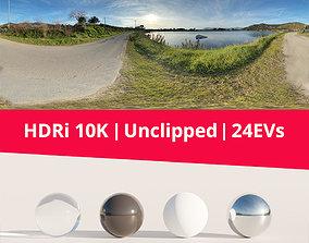 HDRi Lake and Road 3D