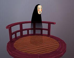 Faceless 3D model