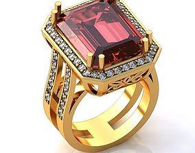 Ring BK141 3D model