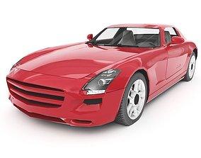 3D car 43 am132