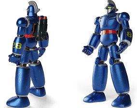 Tetsujin 28 3D model