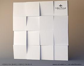 Gypsum Wall 3D