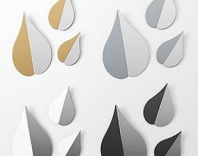 Spring by Gallotti Radice Mirror 3D