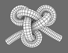 3D model terminal knot