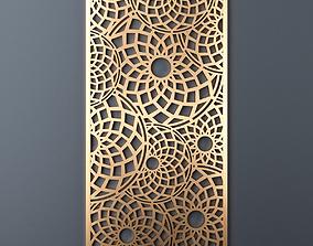 3D model Decorative panel 194
