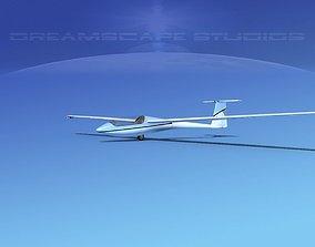 Centrair C-101 Pegase V10 3D asset
