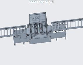 3D printable model Grinding machine