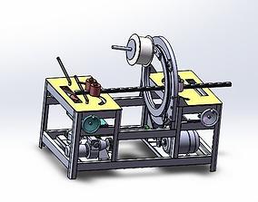 3D twister packaging machine
