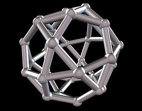 026 Mathart - Archimedean Solids - 3D printable model 5