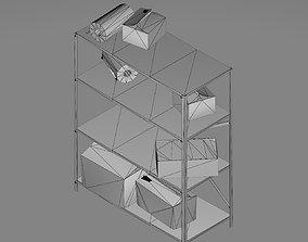 3D Storage Shelves market