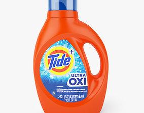 Tide Detergent Bottle 3D