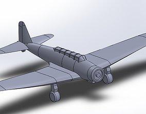 B5N2 Kate small scale 3D print model