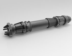 3D print model Lightsaber of Rey from the movie Star 4