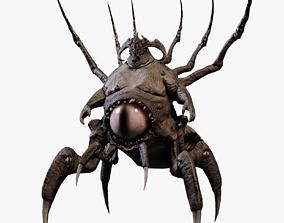Creature Crawler 3D asset