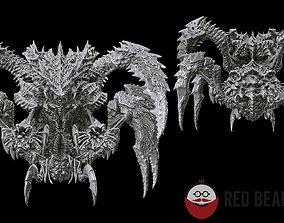 Xenoteras Titan 3D print model