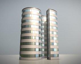 3D model City Building Design S-1-5