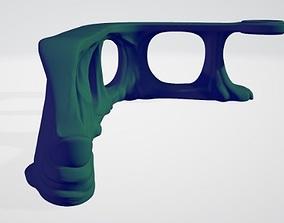 Black Series Scale Jabba The Hutt - 3D print model 4