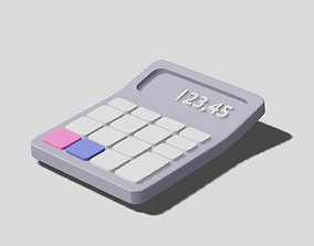 electronics 3D model Calculator