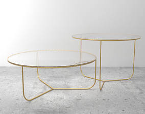 3D model FINO By TEO Coffe Table