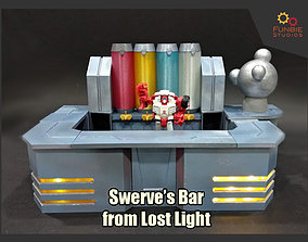 Transformers Swerves Bar from Lost Light 3D print model