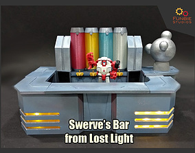 3D print model Transformers Swerves Bar from Lost Light