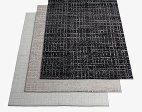 3D Restoration Hardware Rugs 79
