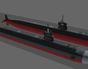 New Version of USS SSN Los Angeles 3D
