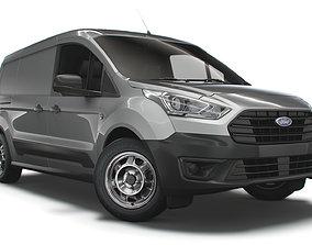 Ford Transit Connect Leader UK spec L2 DCIV 2020 3D