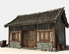 Chinese Old House 2 3D