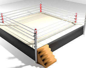 3D Ring Arena - 4 sided