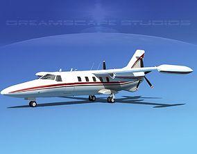 3D model Dreamscape AF-44 Star Executive V10