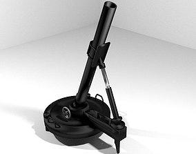 Mortar - Type Rotate 3D