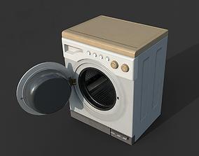 3D asset realtime Washer