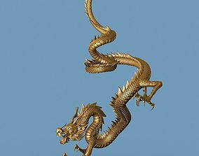 3D model Chinese dragon 01