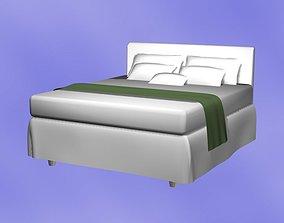 Bed Model shelves