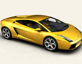 Lamborghini Gallardo 3D
