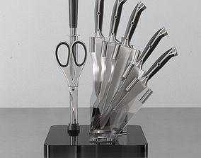 knife rack 35 am145 3D