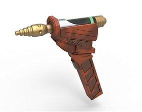 3D print model Klingon Hypospray from Star Trek