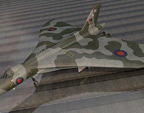 Avro Vulcan B Mk-2 3D model