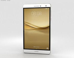 3D model Huawei MediaPad T2 7-0 Pro Gold