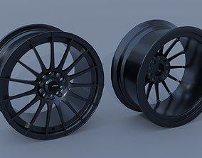 3D Konig Rennform