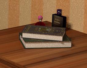 3D model Books bookstore