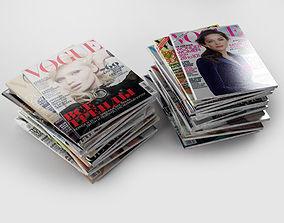 3D model International Vogue collection