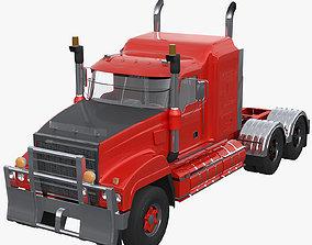 Mack Titan Prime 3D model