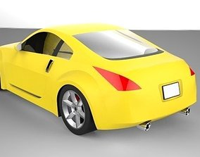 3D model Nissan 350Z Fairlady