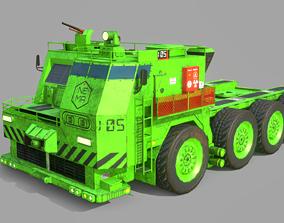 3D asset Atlas-Truck